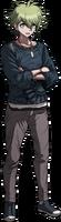 Danganronpa V3 Rantaro Amami Fullbody Sprite (13)