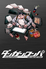 Danganronpa 1 Wallpaper - iPhone - Hifumi Yamada