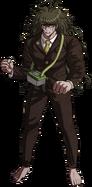 Danganronpa V3 Gonta Gokuhara Fullbody Sprite (32)