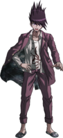 Danganronpa V3 Kaito Momota Fullbody Sprite (17)