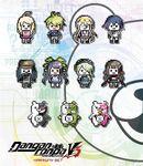 Danganronpa V3 Merchandise NISA Enamel Pins Harmony Set