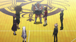 Danganronpa the Animation (Episode 08) - Monokuma revealing the Mole (44)
