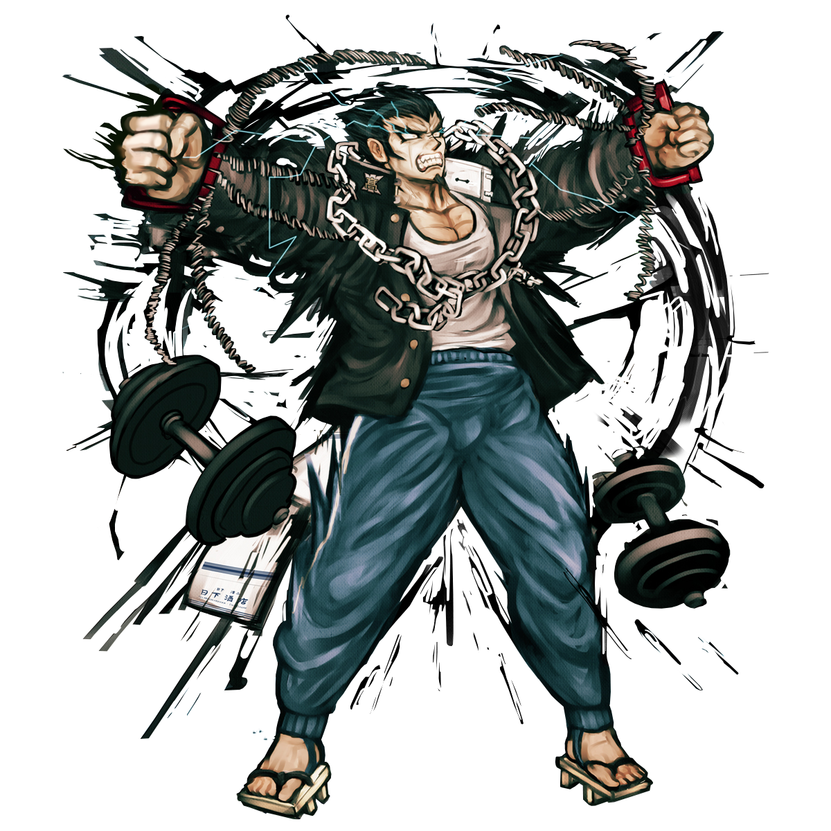 Nekomaru Nidai | Danganronpa Wiki | FANDOM powered by Wikia
