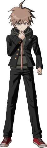 Danganronpa 1 Demo Makoto Naegi 04