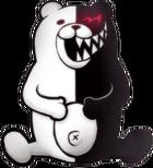 Danganronpa 2 Monokuma Sitting Halfbody Sprite (PSP) (4)