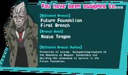 Danganronpa 3 Personality Quiz Kazuo Tengan