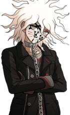 Danganronpa Another Episode The Servant Halfbody Sprite (Vita) (13)