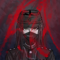 Danganronpa V3 Korekiyo Shinguji Death Portrait