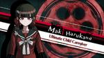 Danganronpa V3 Maki Harukawa Introduction (Demo Version)