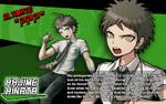 Promo Profiles - Danganronpa 2 (English) - Hajime Hinata