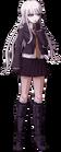 Danganronpa 1 Kyoko Kirigiri Fullbody Sprite (PSP) (12)