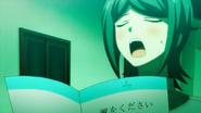Despair Arc Episode 7 - Mukuro sings Please Give Me Wings