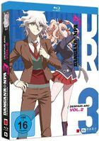 Filmconfect Danganronpa 3 DVD Despair Arc Volume 2 (Blu-Ray)