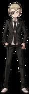 Fuyuhiko Kuzuryuu (Eyepatch) Fullbody Sprite (1)