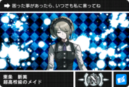 Danganronpa V3 Bonus Mode Card Kirumi Tojo N JP