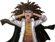 Danganronpa V3 Bonus Mode Yasuhiro Hagakure Sprite (9)