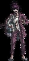 Danganronpa V3 Kaito Momota Fullbody Sprite (13)