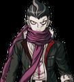 Gundham Tanaka Halfbody Sprite Without Earring (PSP) (1)