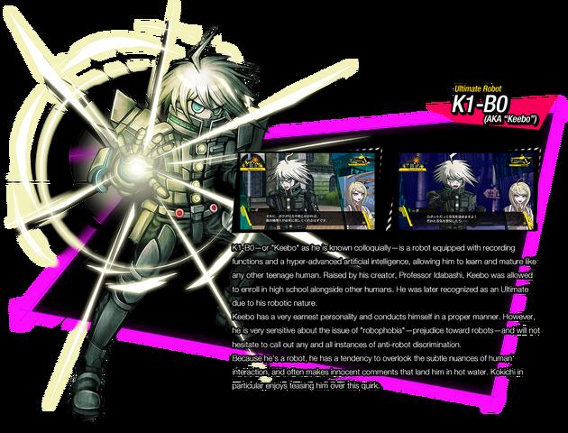 File:K1-B0 Keebo Kiibo Ki-Bo Danganronpa V3 Official English Website Profile.png