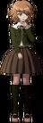 Danganronpa 1 Chihiro Fujisaki Fullbody Sprite (PSP) (13)