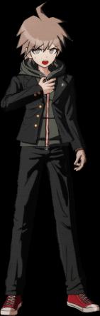 Danganronpa 1 Makoto Naegi Sprite (PSP) 02