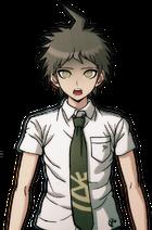 Danganronpa V3 Hajime Hinata Bonus Mode Sprites 17