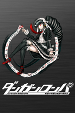 Danganronpa 1 Wallpaper - iPhone - Celestia Ludenberg