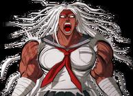 Danganronpa V3 Bonus Mode Sakura Ogami Sprite (Vita) (9)