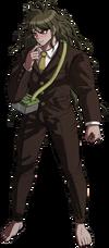 Danganronpa V3 Gonta Gokuhara Fullbody Sprite (18)