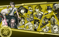 Digital MonoMono Machine Danganronpa 2 Cast PC wallpaper