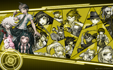 Digital MonoMono Machine Danganronpa 2 Cast PC wallpaper