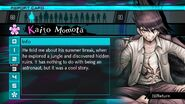 Kaito Momota Report Card Page 3 (For Shuichi)