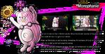 Monofunny Monophanie Danganronpa V3 Official English Website Profile