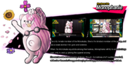 Monofunny Monophanie Danganronpa V3 Official English Website Profile
