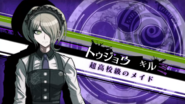 New Danganronpa V3 Kirumi Tojo Toujou Introduction (Trial Version)