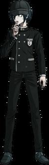 Danganronpa V3 Shuichi Saihara Fullbody Sprite (Hat) (18)