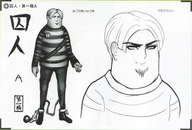File:Art Book Scan Danganronpa V3 Character Designs Betas Ryoma Hoshi (1).png