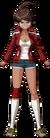 Danganronpa 1 Aoi Asahina Fullbody Sprite (PSP) (17)