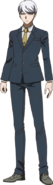 Danganronpa 3 - Fullbody Profile - Kyosuke Munakata (Despair)