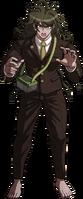 Danganronpa V3 Gonta Gokuhara Fullbody Sprite (9)