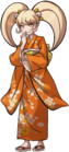 Danganronpa 2 Hiyoko Saionji Fullbody Sprite (PSP) (11)