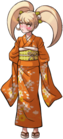 Danganronpa 2 Hiyoko Saionji Fullbody Sprite (PSP) (19)