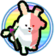 Danganronpa 2 Magical Monomi Minigame Collectibles Monomi Plushie