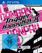 Danganronpa Trigger Happy Havoc Box Art - PS Vita - Germany