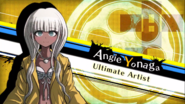 Danganronpa V3 Angie Yonaga Introduction (Demo Version)