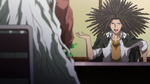 Danganronpa the Animation (Episode 08) - The students talking to Alter Ego (9)