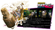 Angie Yonaga Danganronpa V3 Official Japanese Website Profile