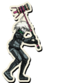 Danganronpa V3 K1-B0 Death Road of Despair Sprite (Hammer) 05