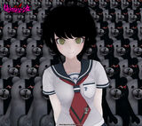 Monokuma Factory Wallpapers Set 2A Komaru Naegi 1440 x 1280