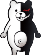 Danganronpa 1 The Demo Monokuma Halfbody 06